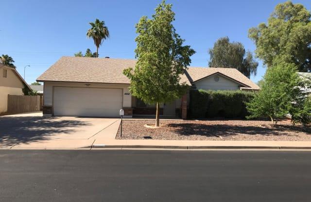 4658 E CONTESSA Street - 4658 East Contessa Street, Mesa, AZ 85205