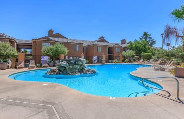 Canyon Creek Villas - 2700 N Rainbow Blvd, Las Vegas, NV 89108