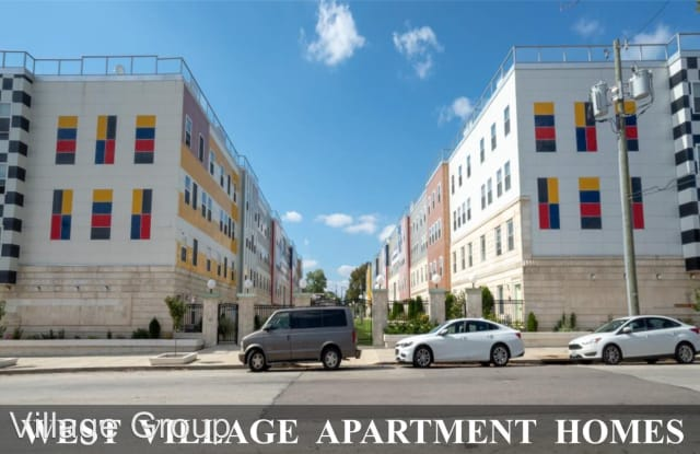 West Village Apartments - 800 North 48th Street, Philadelphia, PA 19139