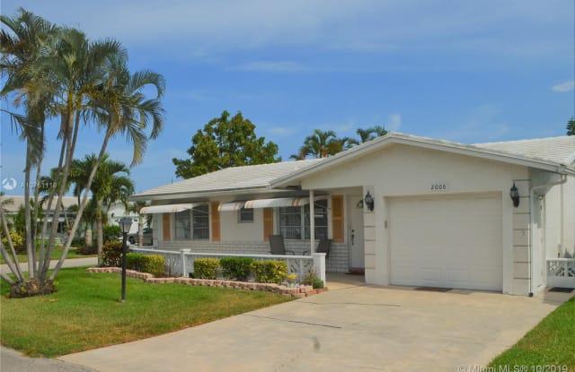 2008 SW 16th Ave - 2008 Southwest 16th Avenue, Boynton Beach, FL 33426