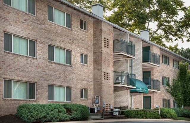 Woodmont Park Apartments - 5465 N Morgan St, Alexandria, VA 22312