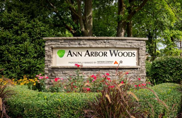 Ann Arbor Woods Apartments - 2167 Medford Rd, Ann Arbor, MI 48104