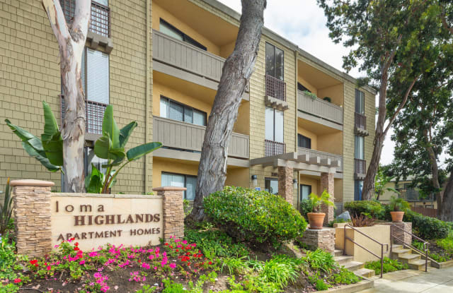 Elan Loma Highlands - 2185 Chatsworth Boulevard, San Diego, CA 92106