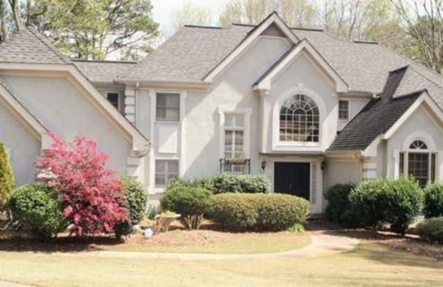 595 TERRACE OAKS Drive - 595 Terrace Oaks Drive, Roswell, GA 30075