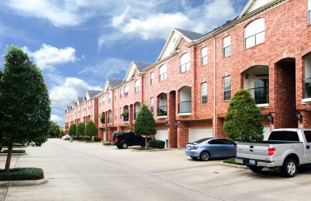 Tuscany Row Apartments - 1910 Augusta Dr, Houston, TX 77057