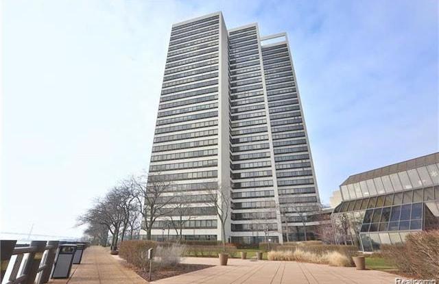 300 RIVERFRONT Drive - 300 Riverfront Dr, Detroit, MI 48226