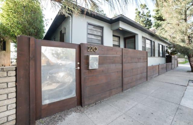 220 Venice Way - 220 Venice Way, Los Angeles, CA 90291