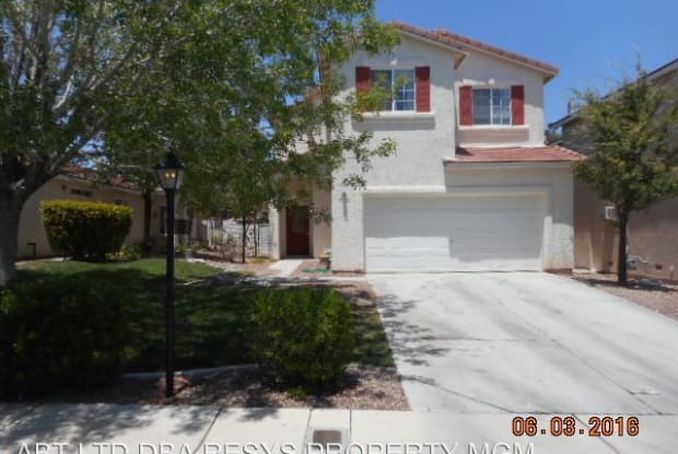 8936 SPINNING WHEEL AVE - 8936 Spinning Wheel Avenue, Las Vegas, NV 89143