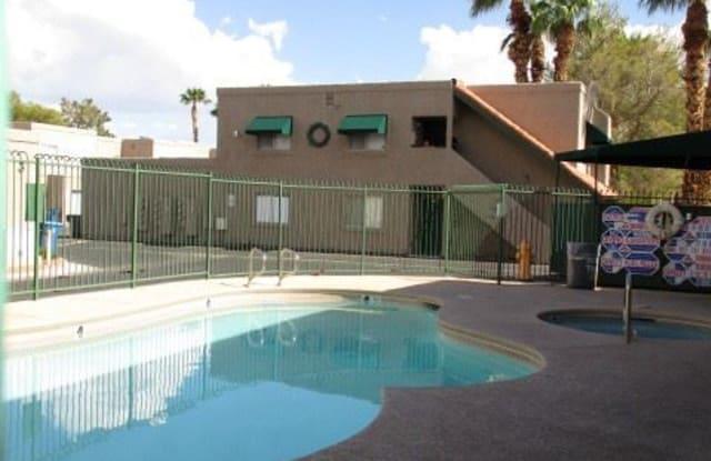 6750 DEL REY AVE #119 - 6750 Del Rey Avenue, Las Vegas, NV 89146
