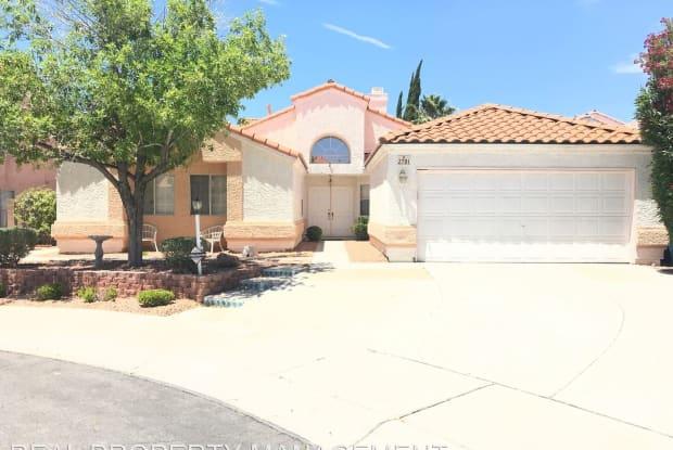 2701 BEACHSIDE CT - 2701 Beachside Court, Las Vegas, NV 89117