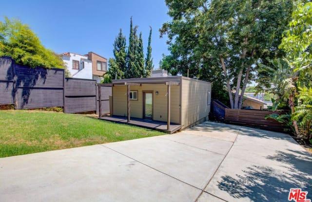 638 North TULAROSA Drive - 638 Tularosa Drive, Los Angeles, CA 90026