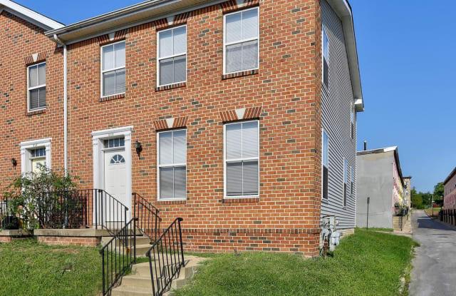 648 W HOFFMAN STREET - 648 West Hoffman Street, Baltimore, MD 21201