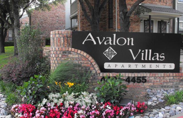 Avalon Villas - 4447 Rainier St, Irving, TX 75062
