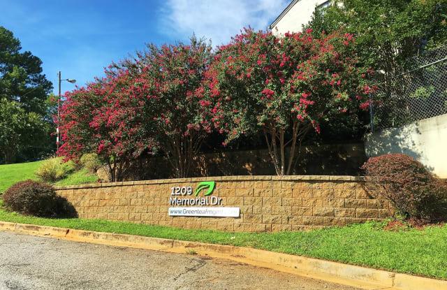 1209 Memorial Drive - 1209 Memorial Drive Southeast, Atlanta, GA 30316