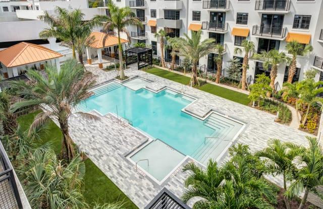 The District Flats - 1050 Blanche Street, West Palm Beach, FL 33401