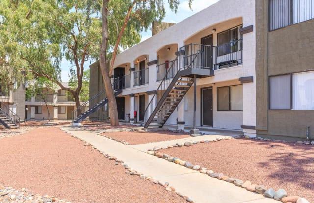 Stratford Apartments - 3055 N Flowing Wells Rd, Tucson, AZ 85705