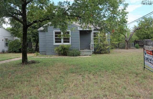 1640 OSAGE AVENUE - 1640 Osage Ave, Wichita Falls, TX 76301