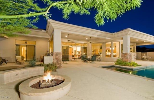10907 E VIA DONA Road - 10907 East via Dona Road, Scottsdale, AZ 85262
