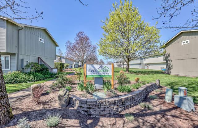 Evergreen Townhouses - 4086 B Street, Springfield, OR 97478