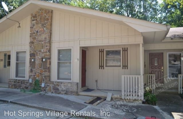 22 Abaron Place - 22 Abaron Place, Hot Springs Village, AR 71909