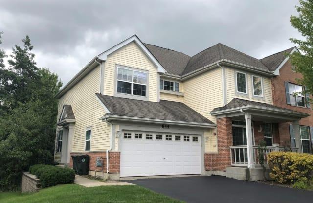 844 LINDEN Circle - 844 Linden Circle, Hoffman Estates, IL 60169