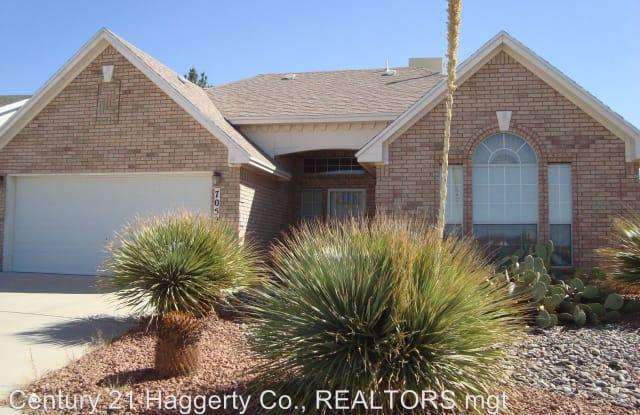 7052 tierra roja - 7052 Tierra Roja Street, El Paso, TX 79912