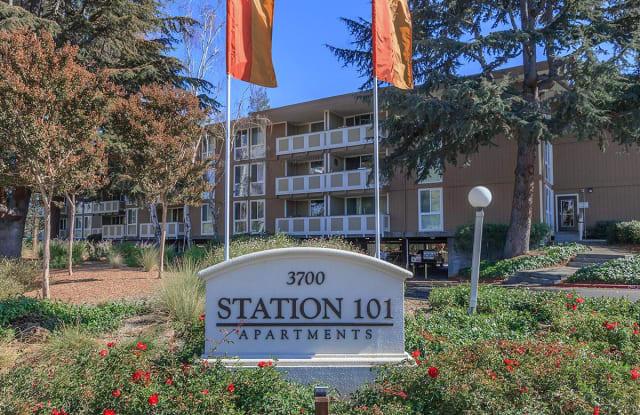 Station 101 Apartments - 3700 Lillick Dr, Santa Clara, CA 95051