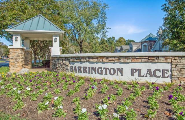 Barrington Place - 2410 Allerton Way, Charlotte, NC 28213