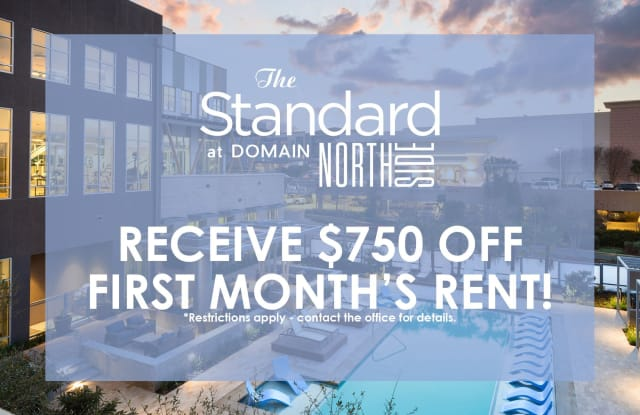 Standard at Domain Northside - 11711 Domain Dr, Austin, TX 78758