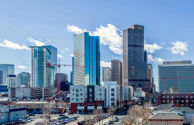 Park Avenue West - 827 Park Ave W, Denver, CO 80205