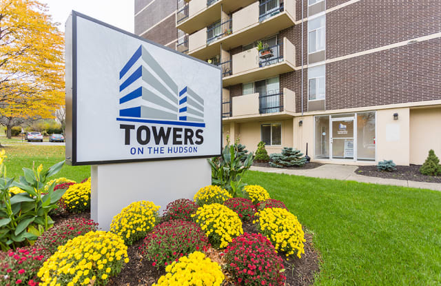 Towers on the Hudson - 2000 6th Ave, Troy, NY 12180