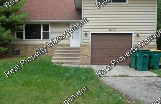 870 Marcella Road - 870 Marcella Road, Merrillville, IN 46410