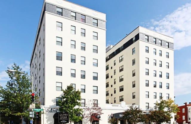 Columbia Uptown Apartments - 1375 Fairmont St NW, Washington, DC 20009