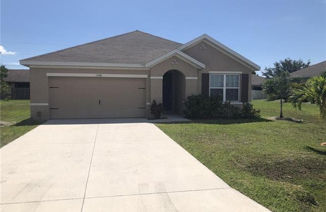 1708 SW 1st AVE - 1708 Southwest 1st Avenue, Cape Coral, FL 33991