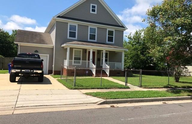 1813 Kingston Ave - 1813 Kingston Avenue, Norfolk, VA 23503