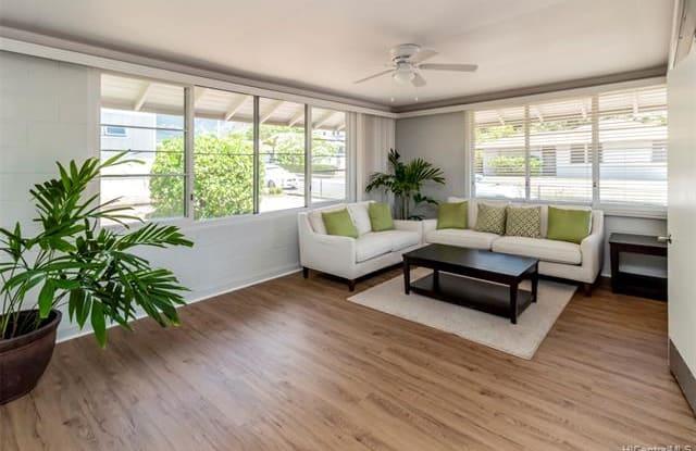 513 W Hind Drive - 513 West Hind Drive, East Honolulu, HI 96821