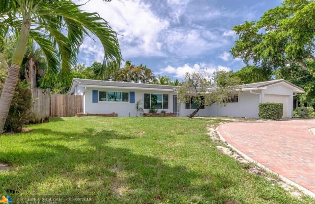 1442 NE 56th Ct - 1442 Northeast 56th Court, Fort Lauderdale, FL 33334