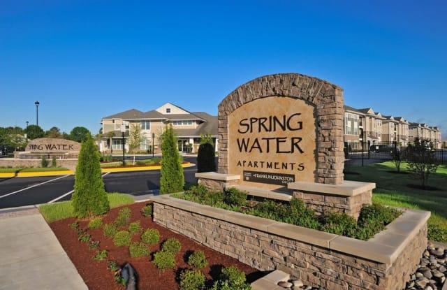 Spring Water - 1205 Colgin Dr, Virginia Beach, VA 23455