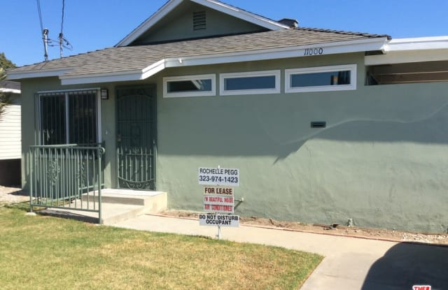 11000 S Acacia Ave - 11000 Acacia Avenue, Lennox, CA 90304