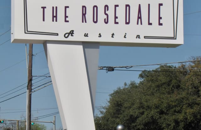 The Rosedale - 2211 W North Loop Blvd, Austin, TX 78756