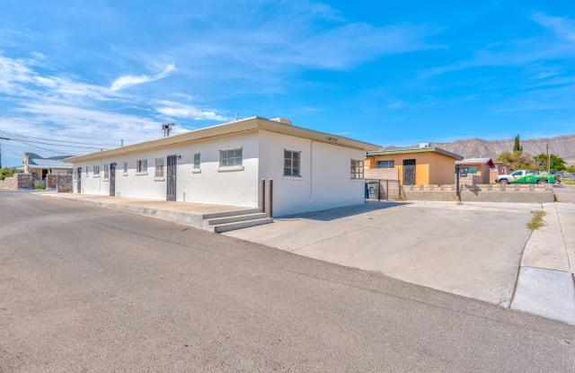 3916 PIERCE Avenue - 3916 Pierce Avenue, El Paso, TX 79930