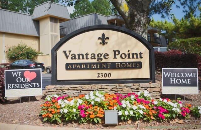 Vantage Point Apartment Homes - 2300 Rebsamen Park Rd, Little Rock, AR 72202