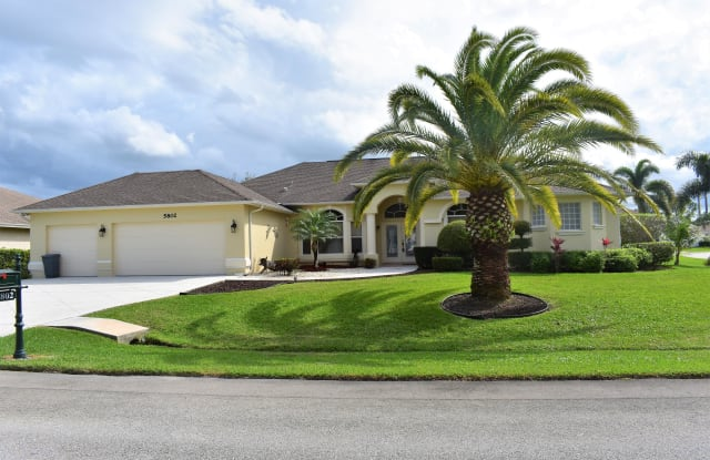 5802 NW Fall Flower Court - 5802 NW Fall Flower Ct, Port St. Lucie, FL 34986