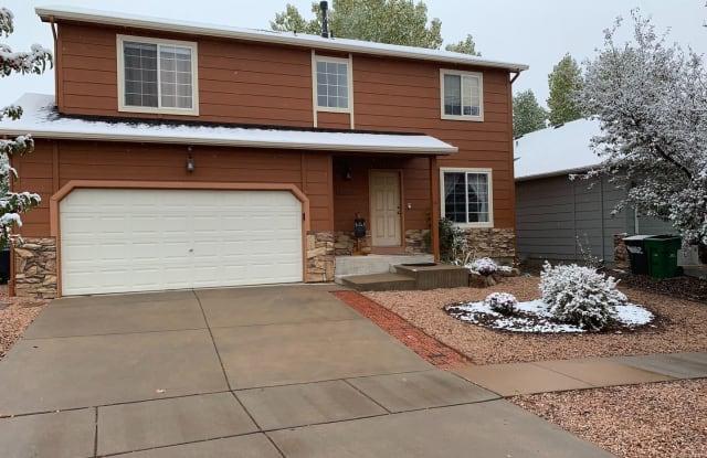 4872 Sand Ripples Lane - 4872 Sand Ripplestone Lane, Colorado Springs, CO 80922