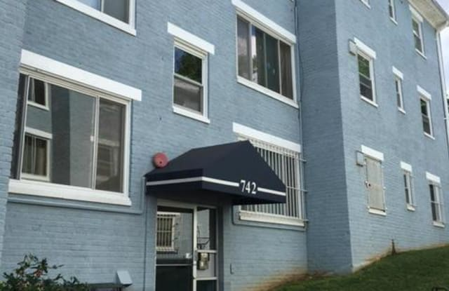 742 BRANDYWINE ST SE #101 - 742 Brandywine Street Southeast, Washington, DC 20032