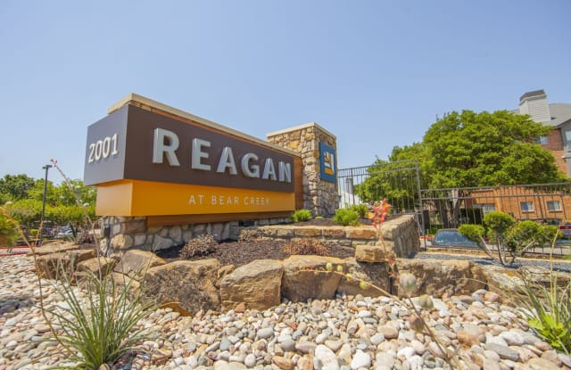 Reagan at Bear Creek - 2001 TX-360, Euless, TX 76039