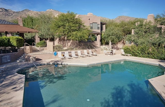 6655 N Canyon Crest - 6655 North Canyon Crest Drive, Catalina Foothills, AZ 85750