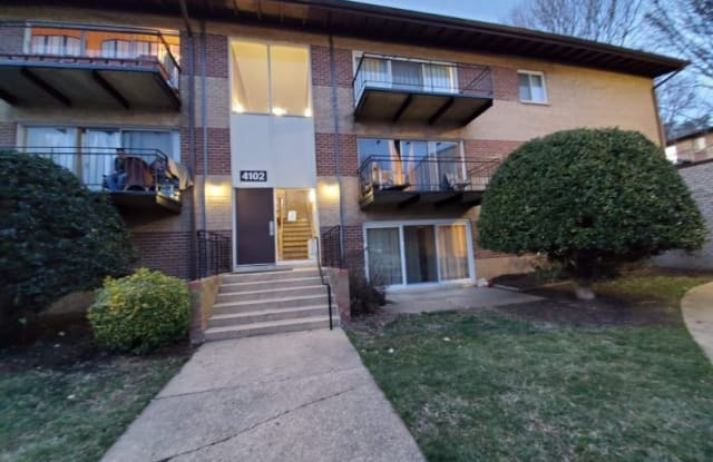 4102 Daniels Ave 204 - 4102 Daniels Avenue, Annandale, VA 22003