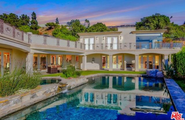 525 ARKELL Drive - 525 Arkell Drive, Beverly Hills, CA 90210