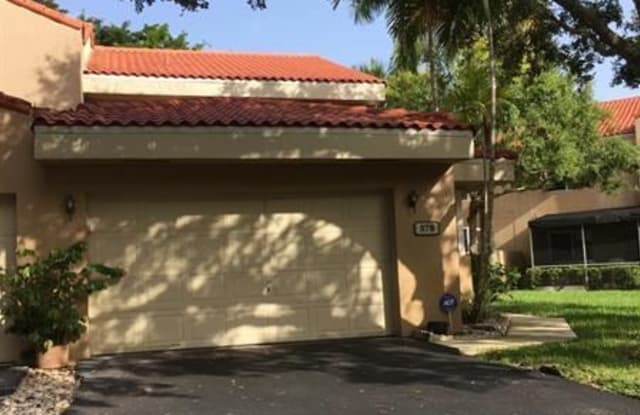 578 N University Dr - 578 North University Drive, Plantation, FL 33324